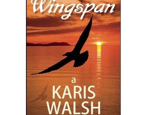 Corey and Blu Review Wingspan by Karis Walsh