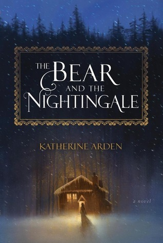 Cheri Reviews The Bear and the Nightingale by Katherine Arden