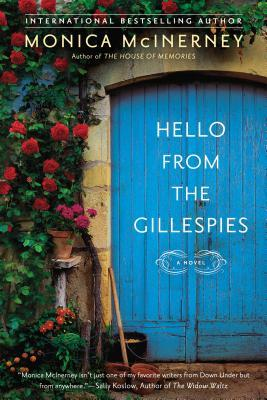 Cheri Reviews Hello from the Gillespies by Monica McInerney