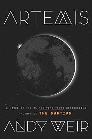 Cheri Reviews Artemis by Andy Weir